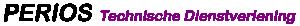 PERIOS Technische Dienstverlening Logo